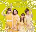 【主題歌】TV 夜ノヤッターマン ED「情熱CONTINUE」/Sphere(スフィア) 初回限定盤の画像