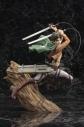 【フィギュア】ARTFX J 進撃の巨人 エレン・イェーガー リニューアルパッケージver. 1/8 完成品フィギュアの画像