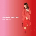 【アルバム】桃井はるこ/more&more quality RED ~Anime song cover~の画像
