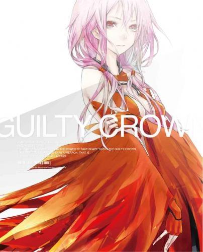 【Blu-ray】TV ギルティクラウン 02 完全生産限定版