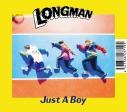 【主題歌】TV 実写 ゆるキャン△ 主題歌「Replay」収録アルバム Just A Boy/LONGMANの画像