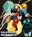 【Blu-ray】劇場版 DRAGON BALL THE MOVIES #01の画像