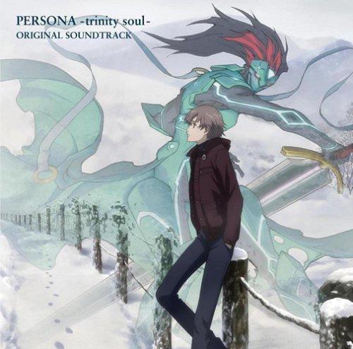 【サウンドトラック】TV PERSONA-trinity soul- ペルソナ~トリニティ・ソウル~オリジナル・サウンドトラック