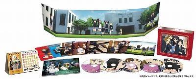 【Blu-ray】TV けいおん! Blu-ray Box 初回限定生産