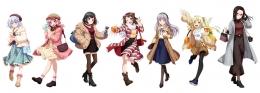 ガルパ4周年記念 BanG Dream!×アニメイトワールドフェア2021画像