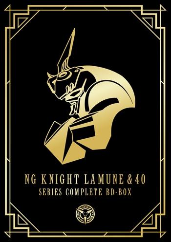 【Blu-ray】NG騎士ラムネ&40 シリーズ・コンプリートBD-BOX