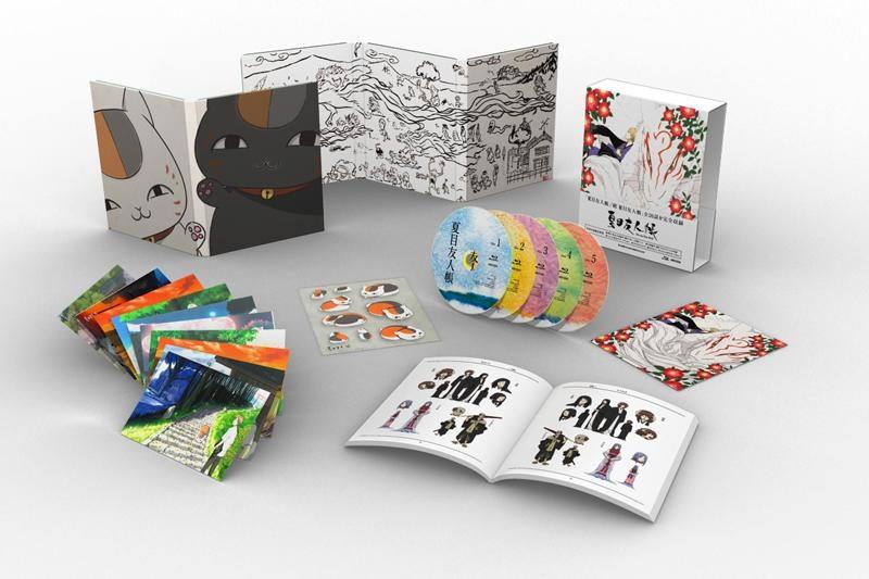 1e1529424f57d アニメイト | 【Blu-ray】TV 夏目友人帳 Blu-ray Disc BOX 完全限定生産版