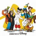 【アルバム】Connected to Disney 通常盤の画像