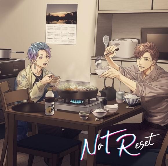 【同人CD】NoT Reset(CV.茶介、湯町駆)