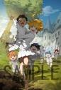 【DVD】TV 約束のネバーランド 1 完全生産限定版の画像