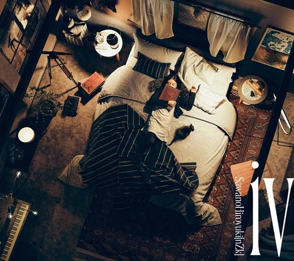 【アルバム】TV 七つの大罪 憤怒の審判 ED「time」収録アルバム iv/SawanoHiroyuki[nZk] 初回生産限定盤