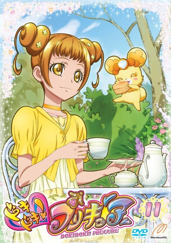 【DVD】TV ドキドキ!プリキュア Vol.11