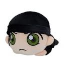 【グッズ-ぬいぐるみ】名探偵コナン 寝そべりもっちりぬいぐるみ 赤井秀一の画像