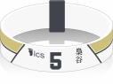 【グッズ-腕輪】ハイキュー!! RAKUWAブレスS ハイキュー!!モデル 赤葦京治の画像