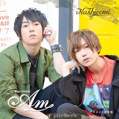 【アルバム】Kashicomi (千葉翔也・野上翔)/1st Mini Album Am アニメイト限定盤