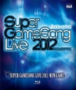 【Blu-ray】SUPER GameSong LIVE 2012 -NEW GAME- Blu-ray Discの画像