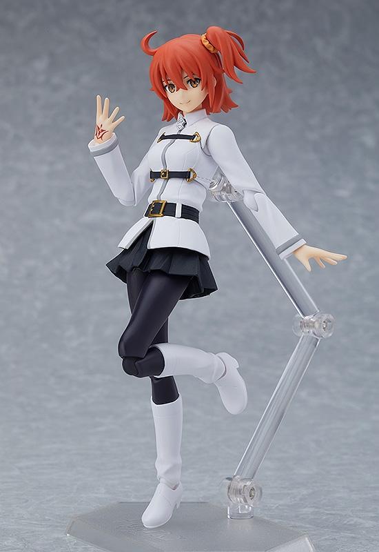【アクションフィギュア】Fate/Grand Order figma マスター/主人公 女