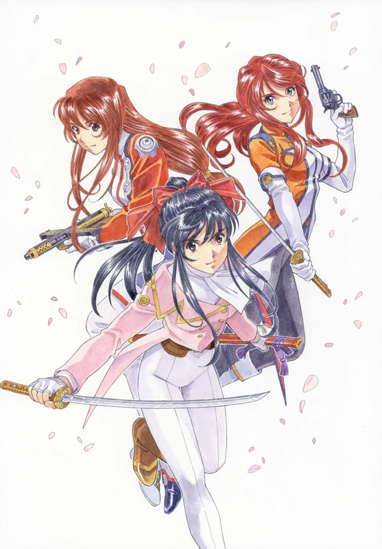 【Blu-ray】サクラ大戦OVAシリーズ Blu-ray BOX