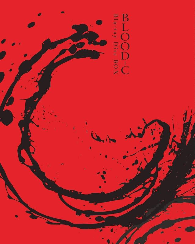 【Blu-ray】BLOOD-C Blu-ray Disc BOX 完全生産限定版