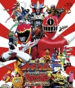 【Blu-ray】劇場版 烈車戦隊トッキュウジャーVSキョウリュウジャー THE MOVIE 通常版の画像