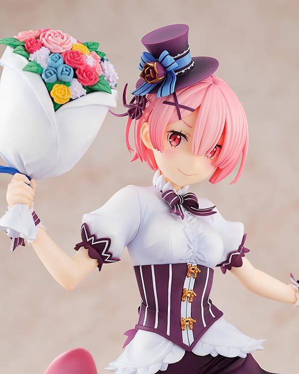 【美少女フィギュア】Re:ゼロから始める異世界生活 ラム 生誕祭Ver. 1/7 完成品フィギュア