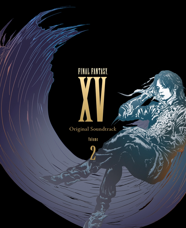 【Blu-ray】FINAL FANTASY XV Original Soundtrack Volume 2
