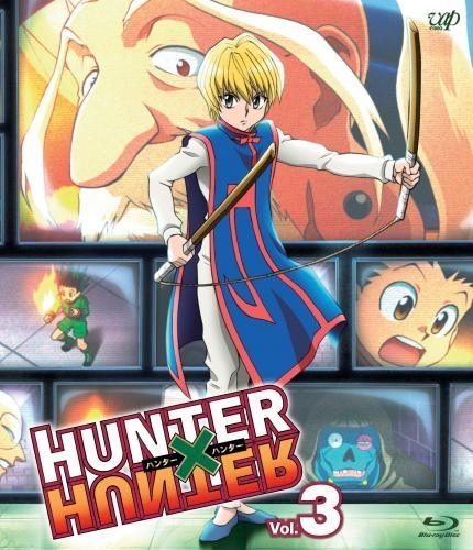 【Blu-ray】TV HUNTER×HUNTER Vol.3