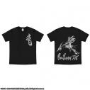 【グッズ-Tシャツ】ファイナルファンタジーXIV 竜騎士 Tシャツ/ホワイト/Lサイズの画像