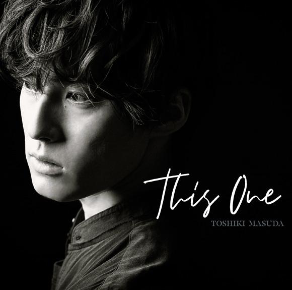 【マキシシングル】増田俊樹/This One 初回限定盤