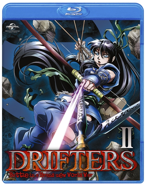 【Blu-ray】TV DRIFTERS 第2巻