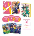 【Blu-ray】TV イナズマイレブン オリオンの刻印 Blu-ray BOX 第4巻の画像