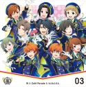 【キャラクターソング】THE IDOLM@STER SideM 5th ANNIVERSARY DISC 03 W&Cafe Parade&もふもふえんの画像