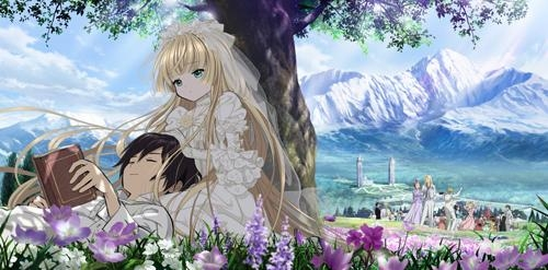【Blu-ray】TV GOSICK-ゴシック- Blu-ray BOX