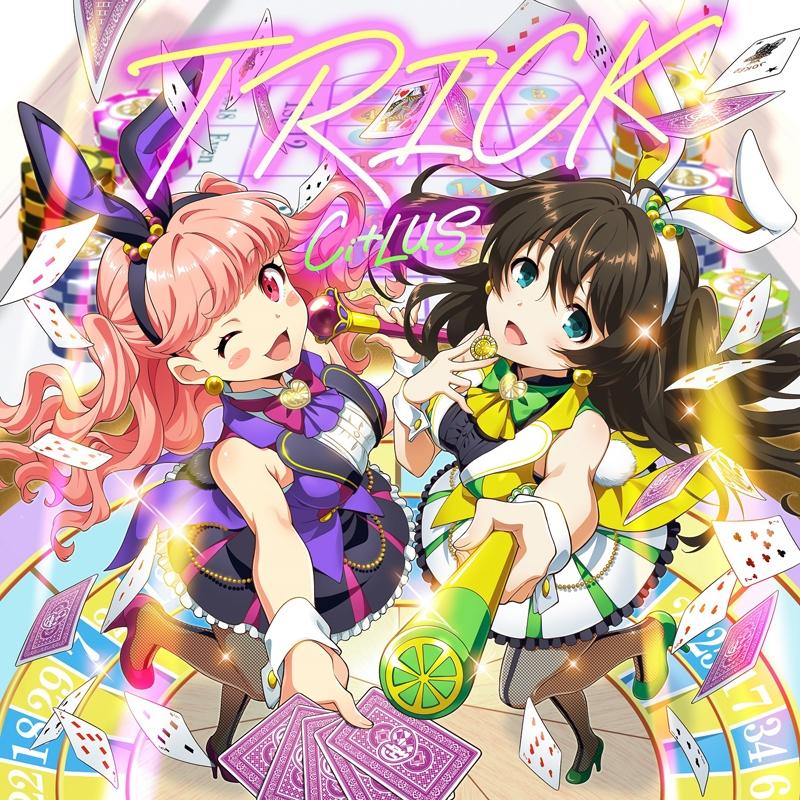 【キャラクターソング】ゲーム Tokyo 7th シスターズ Ci+LUS TRICK 通常盤