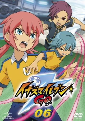【DVD】TV イナズマイレブンGO 06