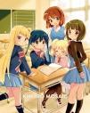 【Blu-ray】劇場版 きんいろモザイク Pretty Days 一般販売版の画像