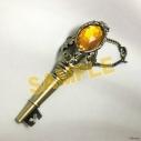 【グッズ-キーホルダー】ディズニー ツイステッドワンダーランド マジカルペン型キーホルダー サバナクローの画像