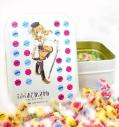 【グッズ-食品】劇場版 魔法少女まどか☆マギカ[新編]叛逆の物語 不二家のMilkyコラボ Milky缶 D:巴マミの画像