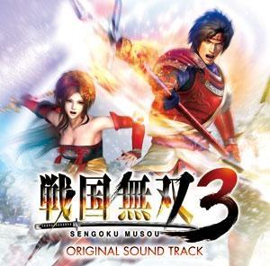 【サウンドトラック】Wii版 戦国無双3 オリジナル・サウンドトラック