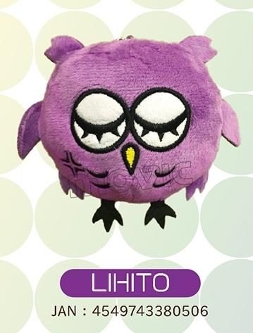 【グッズ-キーホルダー】華Doll* ぬいぐるみキーホルダー/LIHITO AnthoZoo