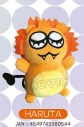 【グッズ-キーホルダー】華Doll* ぬいぐるみキーホルダー/HARUTA AnthoZooの画像