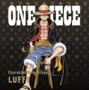 【アルバム】ONE PIECE CharacterSongAL Luffy(CV.田中真弓)の画像