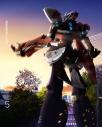 【Blu-ray】TV アクエリオンロゴス Vol.5の画像