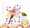 【グッズ-食品】マギアレコード 魔法少女まどか☆マギカ外伝 不二家のMilkyコラボ Milky缶 A:いろは&まどかの画像