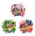【グッズ-ステッカー】SK∞ エスケーエイト ダイカットステッカー3種セット (Cherry blossom、ジョー、愛抱夢)の画像