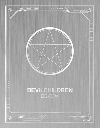 【Blu-ray】TV 真・女神転生デビチル BD-BOX マカイの章