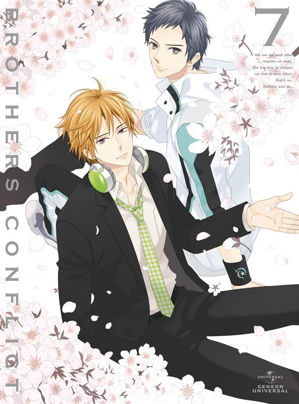 【Blu-ray】TV BROTHERS CONFLICT 第7巻 初回限定版