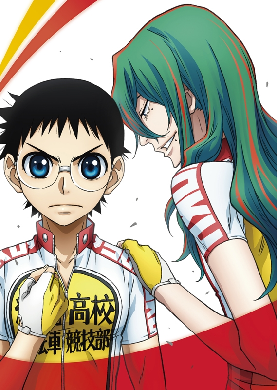 【Blu-ray】TV 弱虫ペダル NEW GENERATION Vol.1