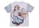 【グッズ-Tシャツ】【Snowfestival2019】ソードアート・オンライン アリシゼーション フルグラフィックTシャツ(アスナ)の画像