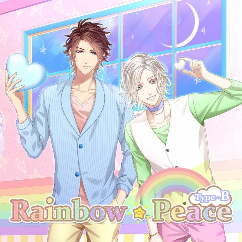 【キャラクターソング】Frep(フレップ)/Rainbow☆Peace Type-B 【激スク 住職先生編 <沙螺&悠真>】